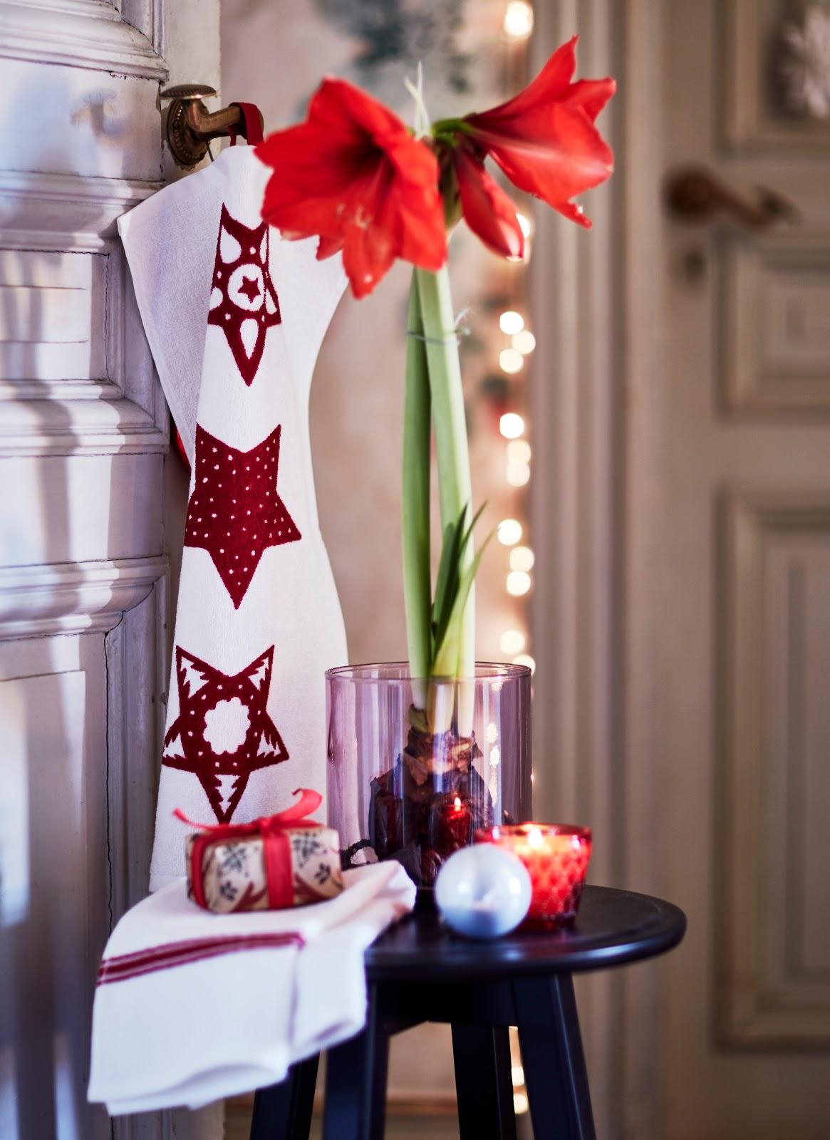 hogar diez novedades de ikea para esta navidad 2016 2017. Black Bedroom Furniture Sets. Home Design Ideas