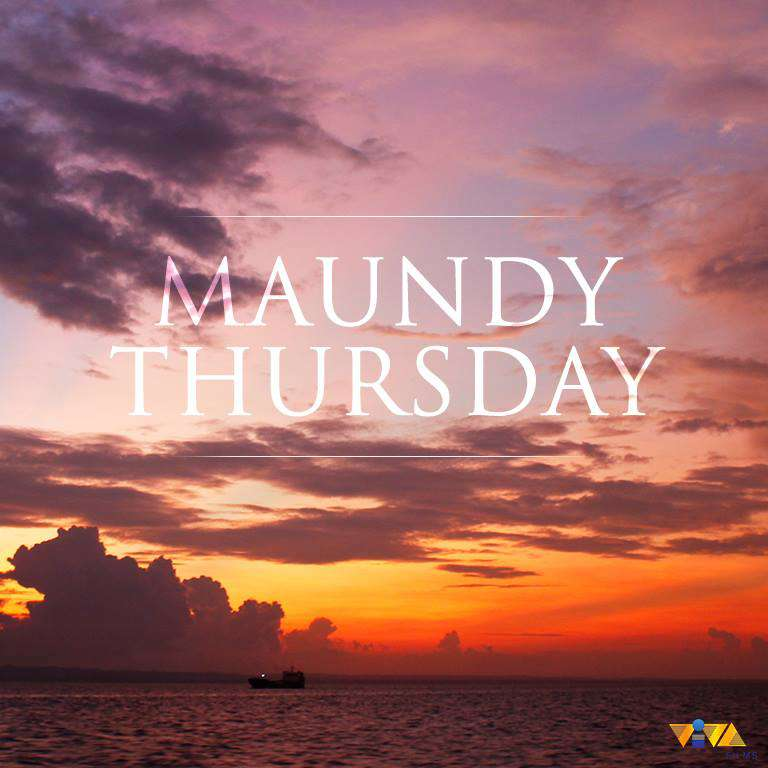 Maundy Thursday Wishes for Whatsapp
