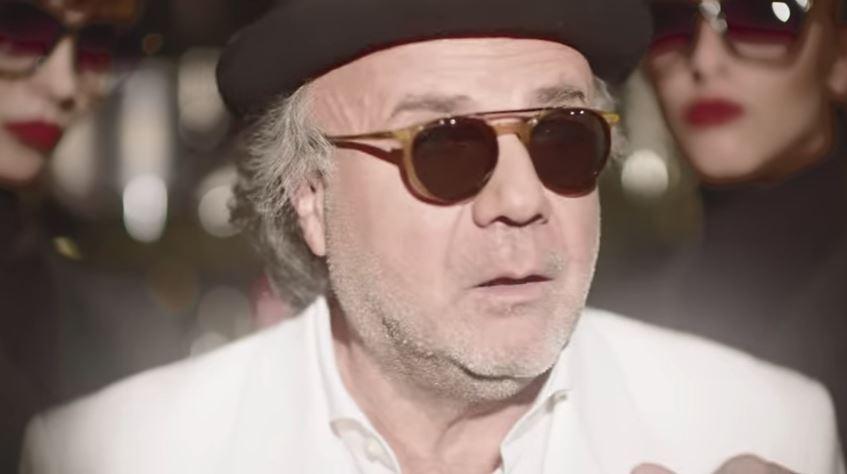 Canzone TheFork pubblicità con Jerry Calà e un gruppo di amici - Musica spot Gennaio 2017