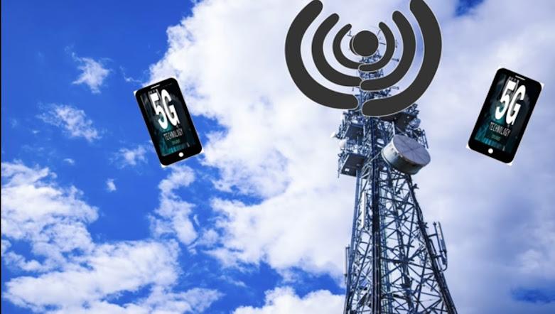 5g network radiation