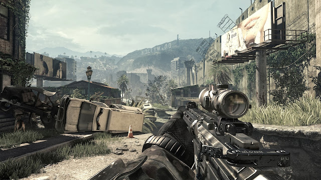 Call of Duty Ghosts Directx 10 Patch/fix INTERNAL