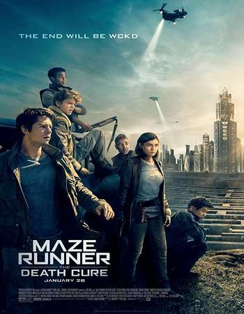 Maze Runner The Death Cure 2018 Hollywood English 700MB HDCAM