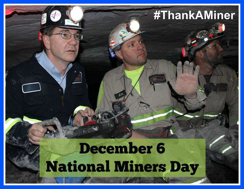 National Miners Day Wishes