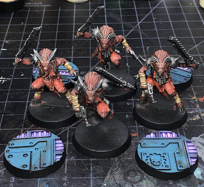 Blackstone Fortress Chaos Beastmen WIP
