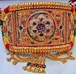 Latest Beautiful Rajasthani bajuband | Fdbnj
