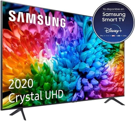 Samsung Crystal UHD 2020 65TU7105: análisis
