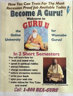 Be a Hindu Guru
