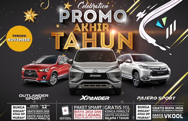 Promo Akhir Tahun Mitsubishi Bintaro