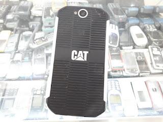 Hape Outdoor Caterpillar Cat S40 Seken 4G LTE RAM 2GB ROM 16GB IP68 Certified