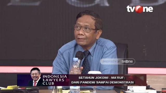 Mahfud MD Sindir Gatot soal Komunis: Dulu Jadi Panglima Enggak Ditangkap?
