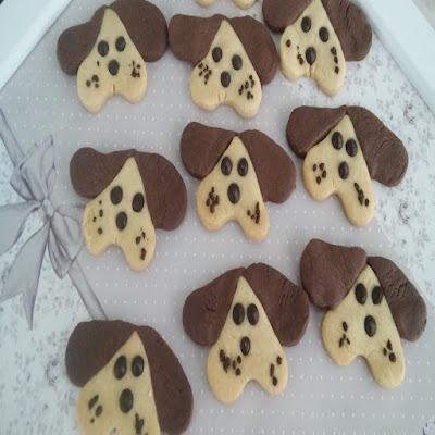 köpek şeklinde kurabiye tarifi