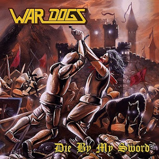 "Το τραγούδι των War Dogs ""Wings of Fire"" από το album ""Die by My Sword"""