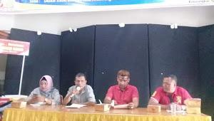 Aldoris Armialdi Pimpin Rumah Gadang Wartawan Luhak Nan Tuo.