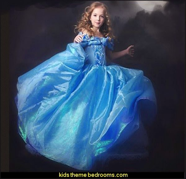 Cinderella 2015 princess costumes Cinderella dress
