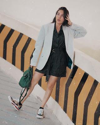 Artis FTV Cantik Olivia Jensen kaki jenjang dan seksi