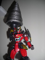 Super Robot Chogokin Gurren Lagann Drill Set of Manliness 07