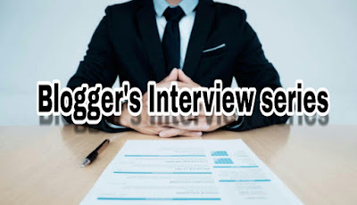 Indian Blogger Interview series