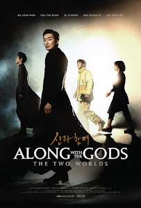 Along with the Gods: The Two Worlds Poster