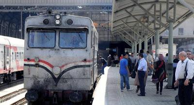 السكة الحديد, التاخيرات المتوقعة, حركة القطارات, المسافرين,