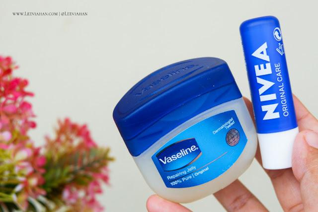 Nivea Original Care Lip Balm, Lip Balm Nivea, Nivea Original Care Lip Balm Review, Nivea Lip Balm Indonesia