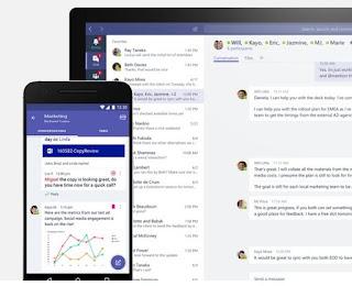 تقوم Microsoft بإسقاط تطبيقات Windows Phone الخاصة بها للفرق و Yammer و Skype for Business في مايو