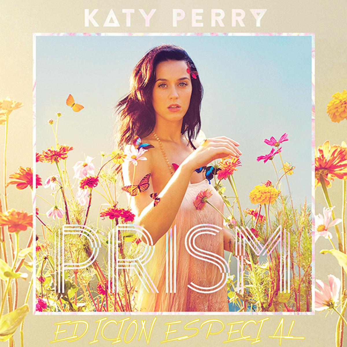Katy Perry - Prism (Deluxe) (Edicion Especial) [iTunes ...