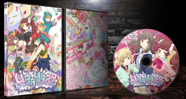 Urahara | Cover DVD | MEGA |