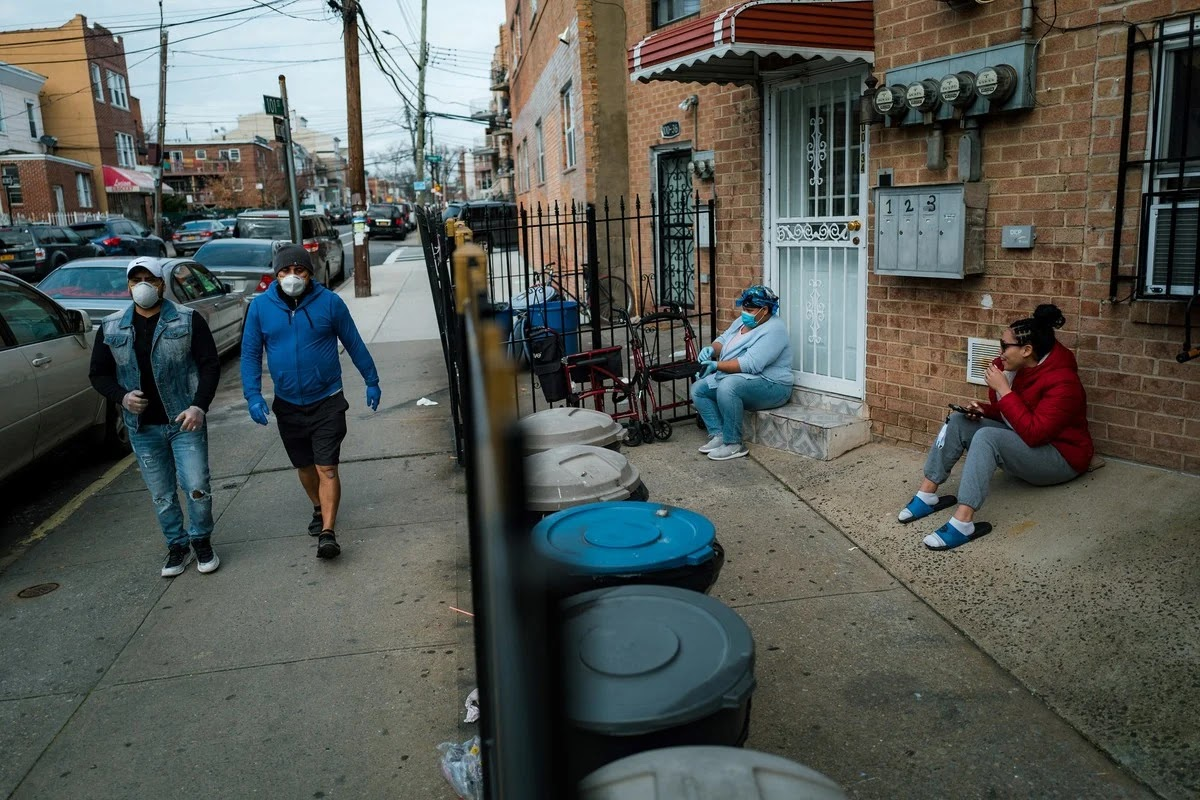 Nueva York empieza a fabricar test de coronavirus
