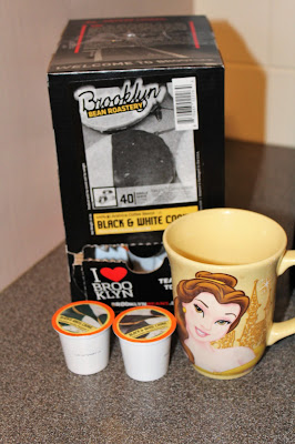 Brooklyn Bean Roastery Black & White Cookie, coffee, Brooklyn Bean, coffee, good morning, drinks, k cups