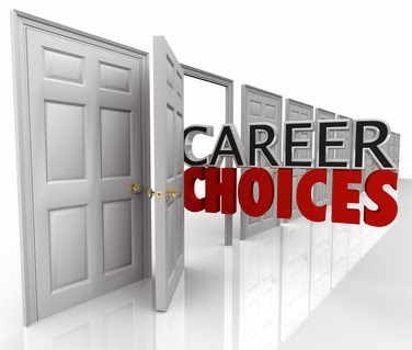career choices, changing careers, making a career change,