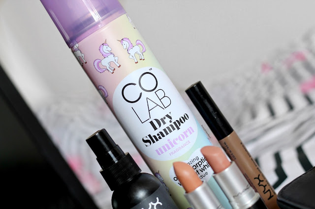 Colab Dry Shampoo Unicorn Fragrance