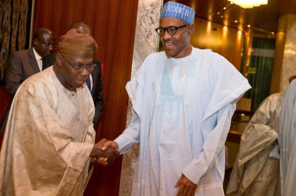 Obasanjo's Letter To President Buhari Imploring Him Not To Run For 2019 Presidential Elections