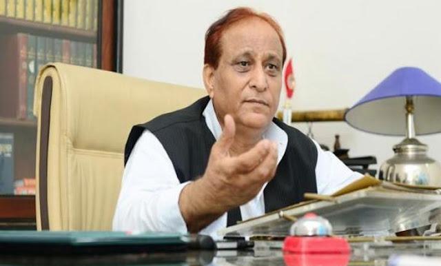 आजम खान के खिलाफ गिरफ्तारी वारंट जारी - newsonfloor.com