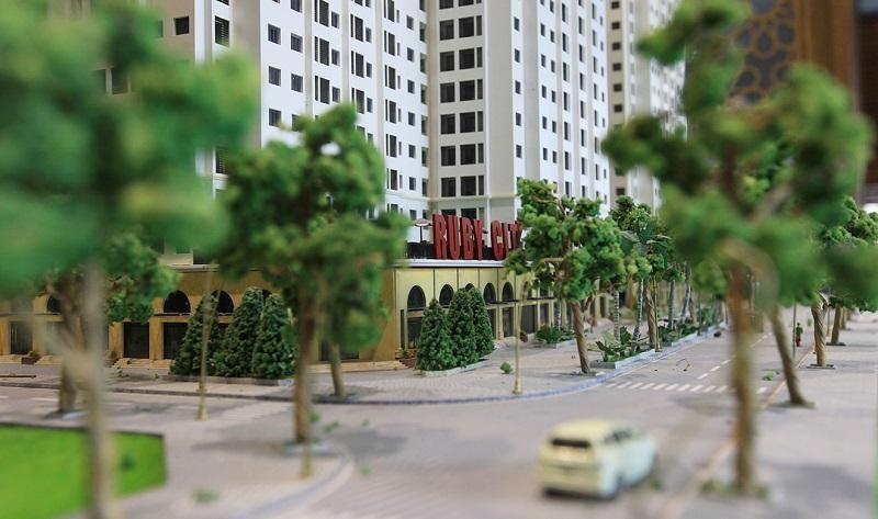 Dự án Ruby city 3