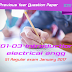 KTU QP : BE101-03-Introduction to electrical engg-JAN 2017-KTU live