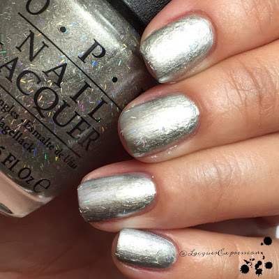 Swatch of Is This Star Taken? nail polish by OPI