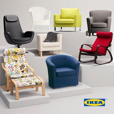 IKEA Tempat Jual Furniture Murah yang Perlu Dikunjungi
