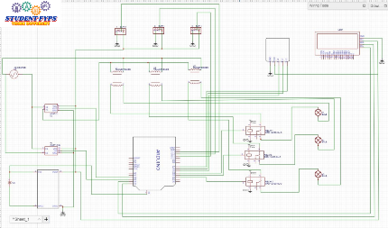 Automatic Load Sharing Transformer Using Microcontroller
