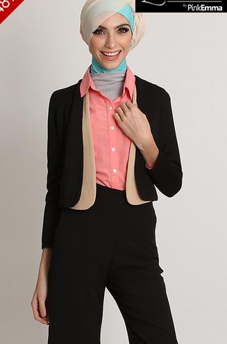 Mau Tahu Model Trend Fashion Busana Muslim Modern Untuk Kerja 2015