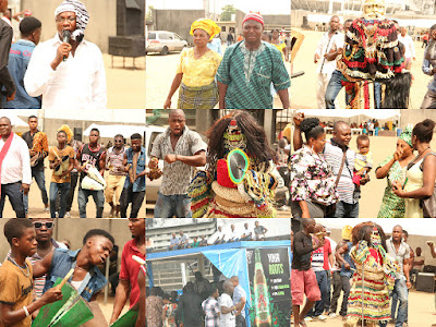 Picture of Igbo cultural festival