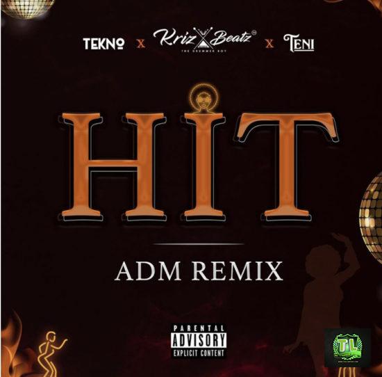 Krizbeatz Tekno Teni Hit ADM Remix mp3 download teelamford
