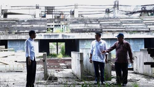 Demokrat Salahkan Jokowi Soal Proyek Mangkrak Hambalang, Netizen: Partai Nyungsep