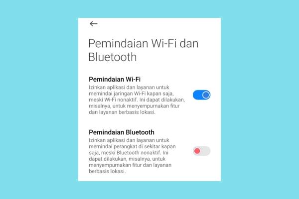 Cara Mengatasi Kenapa Bluetooth Nyala Sendiri