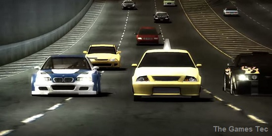 Need for Speed Most Wanted PC Game
