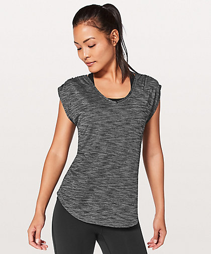 lululemon sweat-times-short-sleeve
