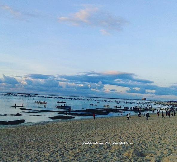 Pantai Kaliantan, Pantai Yang Sangat Eksotik Akan Keindahan Alam Lautnya| Wisata Bahari Lombok
