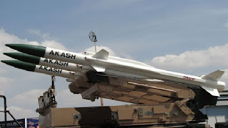 BDL signed Contract with IAF to Supply Akash Missiles