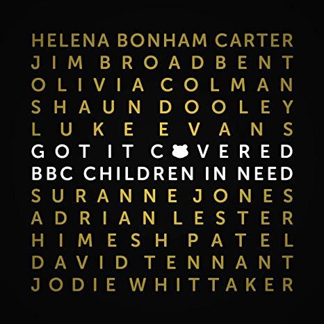David Tennant - Children In Need Got It Covered album