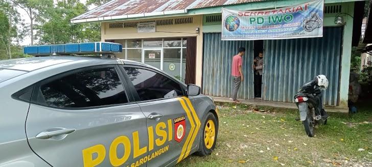 Satu Unit Motor Milik Wartawan Hilang di Sekretariat IWO Sarolangun