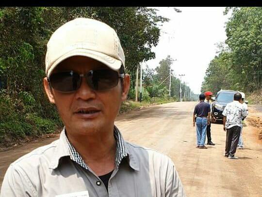 Ombudsman RI Turun Langsung Cek Jalan Pertamina di Bartim